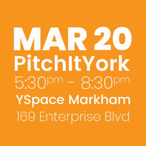 #PitchItYORK YSpace
