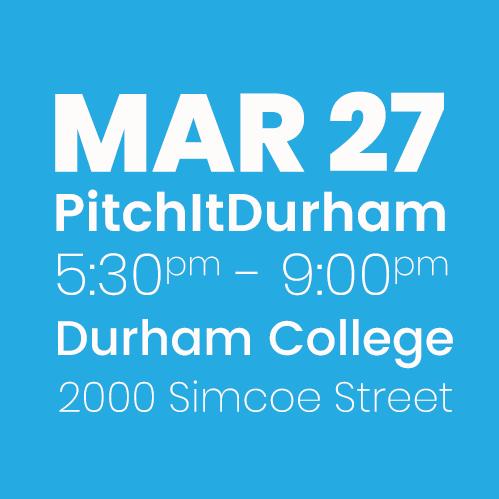 #PitchItDurham