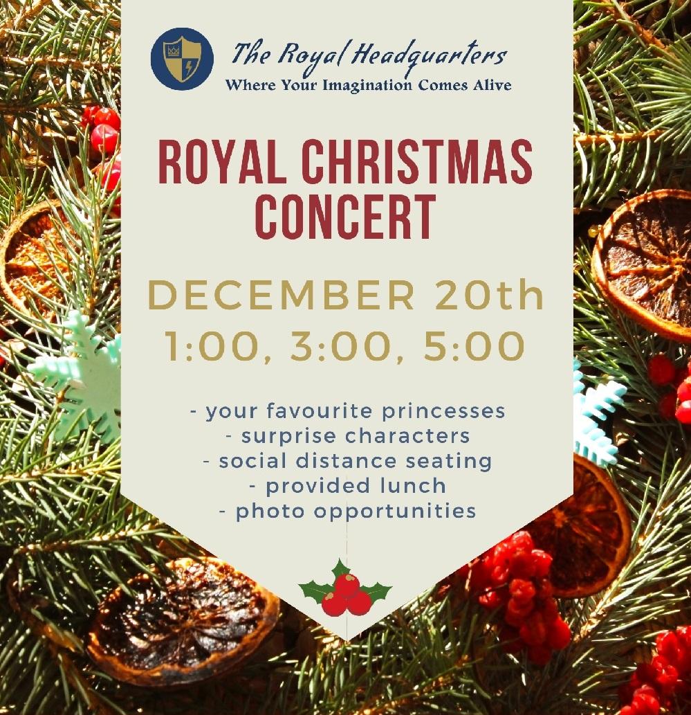 Royal Christmas Concert