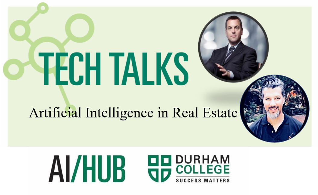 Artificial Intelligence in Real Estate - Tech Talk