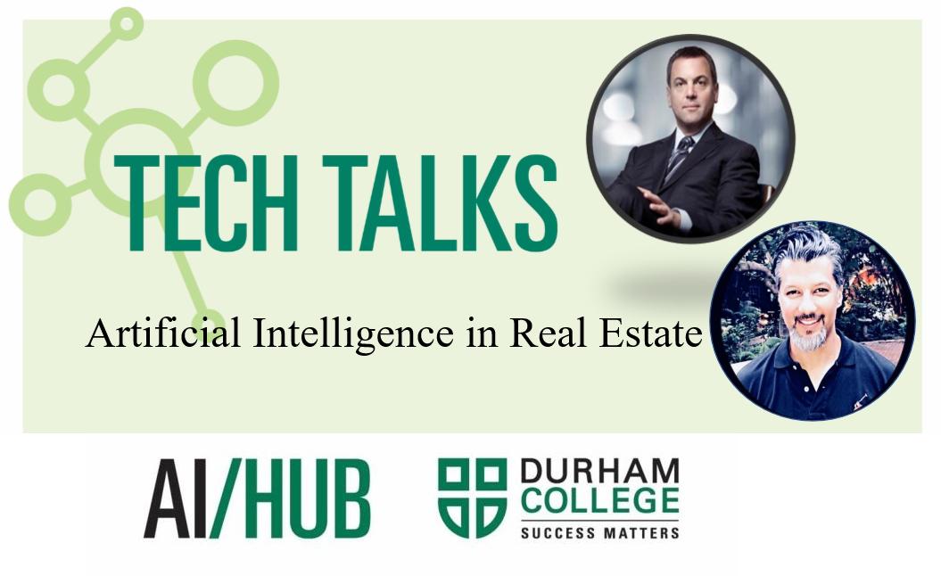 Artificial Intelligence in Real Estate - Tech Talk