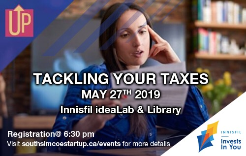 Tackling Your Taxes Proudly Sponsored By Town of Innisfil
