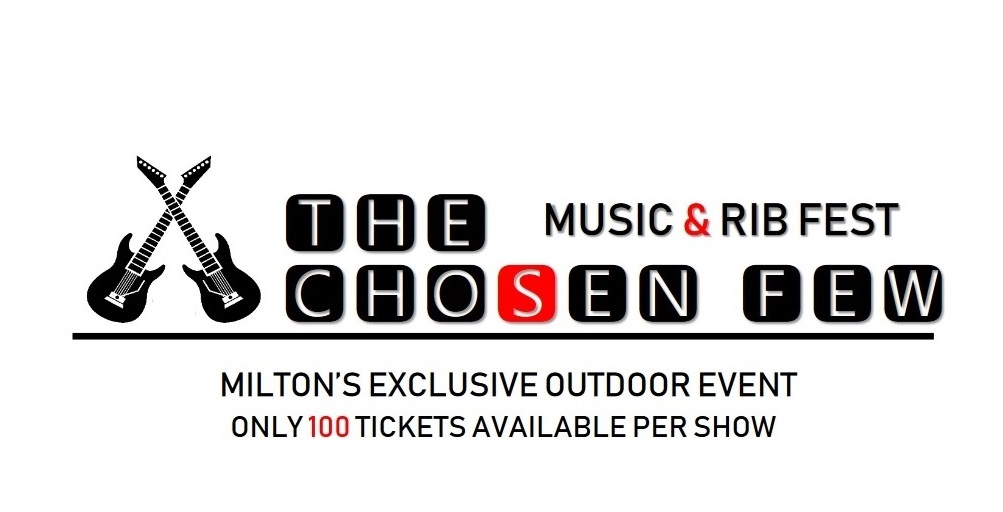 THE CHOSEN FEW MUSIC & RIBFEST OCT 03