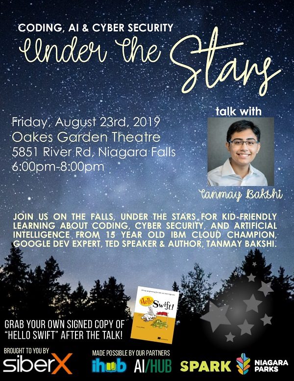 Cyber Security Under the Stars