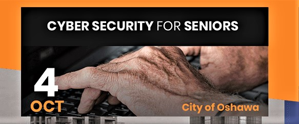 Cybersecurity  for Seniors October 4th