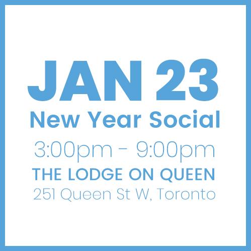 New Year Social JAN 23