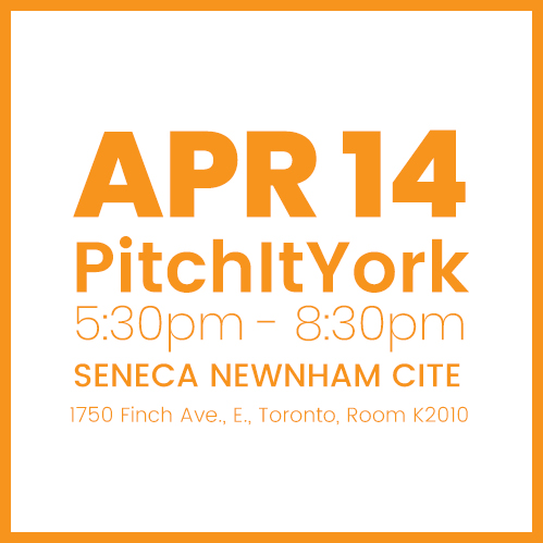 #PitchItYork APR 14