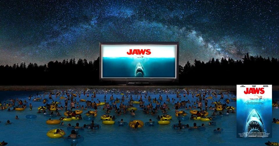 Movie on the Water, Ottawa area 8-3-2019