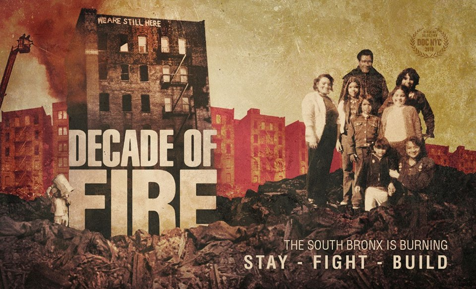BALTIMORE INTERNATIONAL BLACK FILM FESTIVAL OPENING NIGHT 2019  DECADE OF FIRE