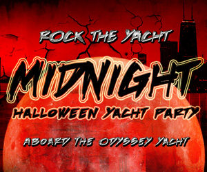 Rock the Yacht: Midnight Halloween Yacht Party Aboard the Odyssey Yacht