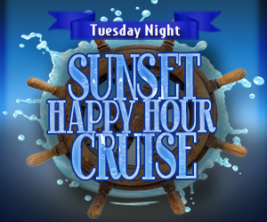 Tuesday Night Sunset Happy Hour Cruise Aboard The Lake Michigan Spirit Yacht
