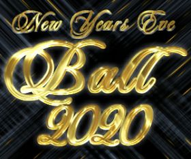 The New Year's Eve Ball aboard the Infinity Yacht