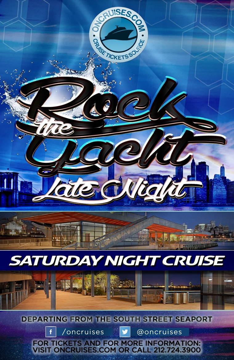Rock the Yacht! Late Night - 10/13/2018