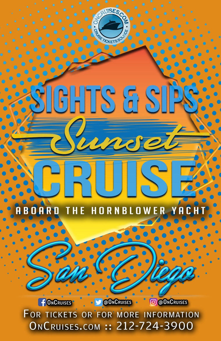 Sights and Sips Sunset Cruise - 10/11/2019
