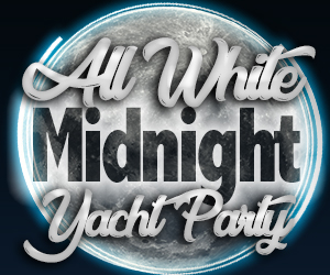 Rock the Yacht: All White Midnight Yacht Party