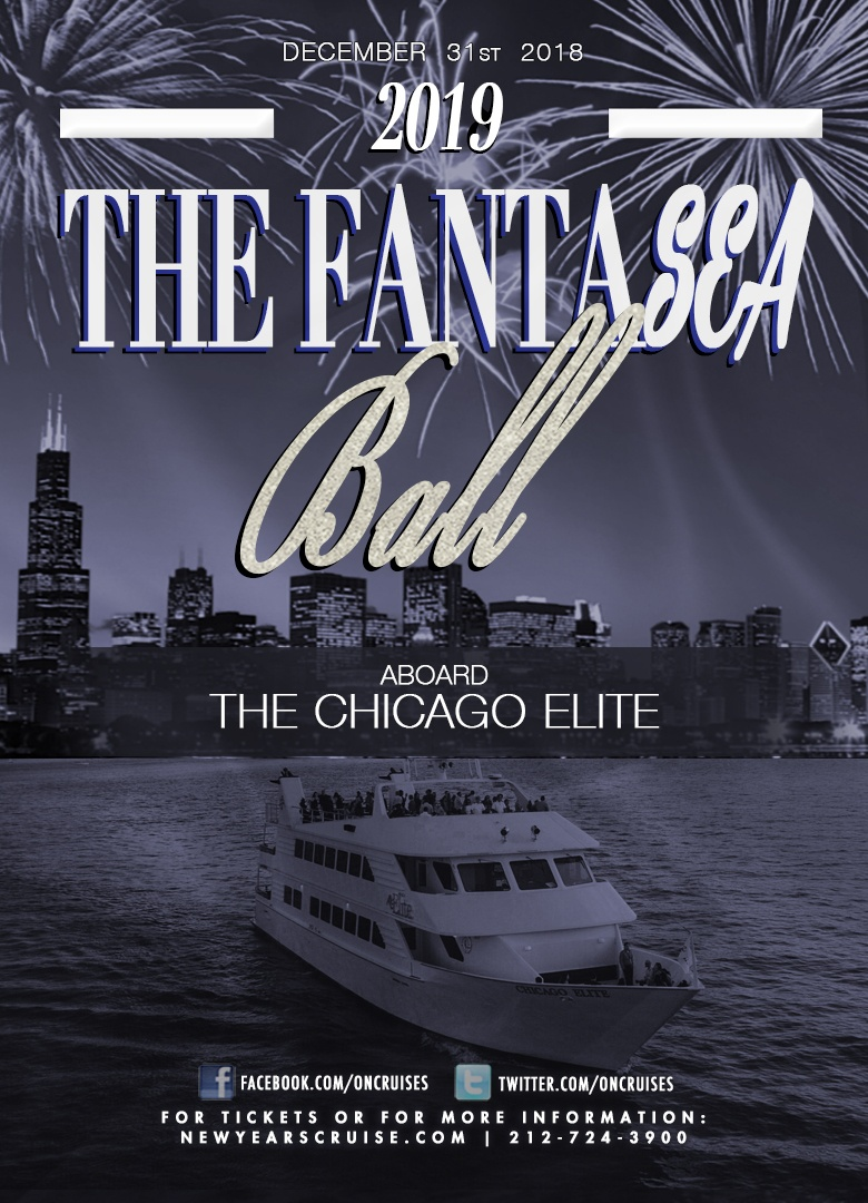 The 2nd Annual FantaSEA Ball Aboard the Chicago Elite