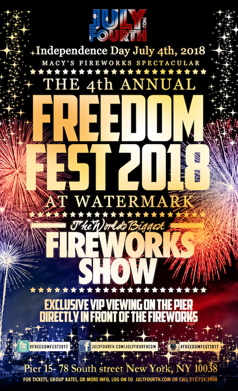 The 4th Annual Freedom Fest 2018