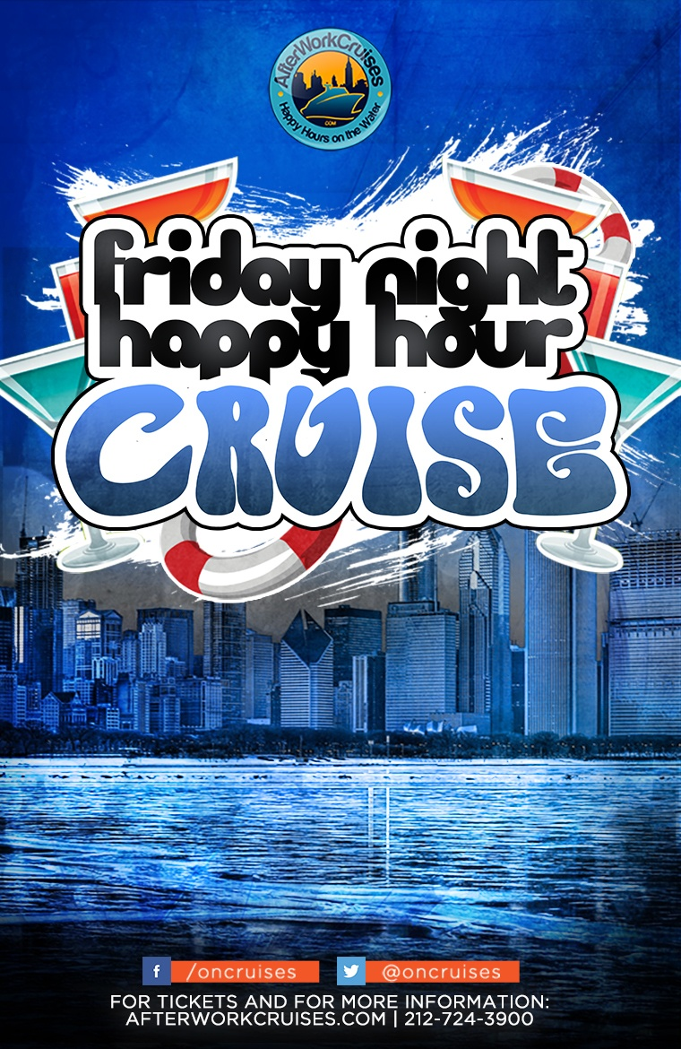 Friday Night Happy Hour Cruise - 8/17/18