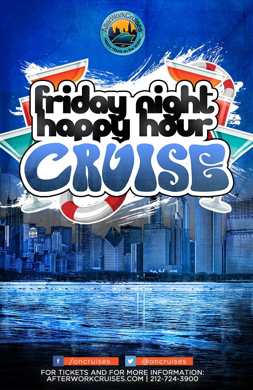 Friday Night Happy Hour Cruise - 5/10/2019