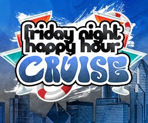 Friday Night Happy Hour Cruise 2020