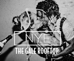 New Year's Eve 2020 at The Gale Hotel Rooftop
