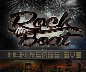 Rock the Boat: New Year's Eve Fireworks Cruise Aboard the Bay State