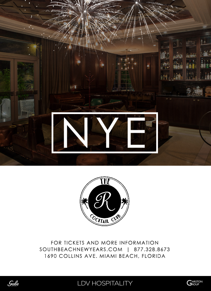 New Year's Eve 2018 at The Regent Cocktail Club