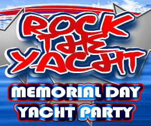 Rock the Yacht Memorial Day Yacht Party Aboard the Spirit of Chicago