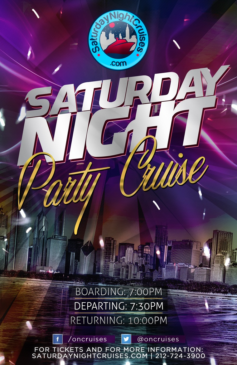 Saturday Night Party Cruise - 5/26/18