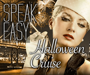 Speakeasy Halloween Party Cruise Aboard the San Francisco Belle