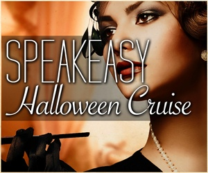 Speakeasy Halloween Party Cruise Aboard the Admiral Hornblower Yacht