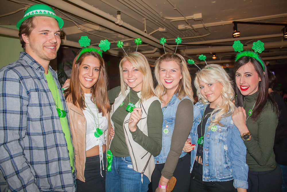 Minneapolis 2018 St. Pats Bar Crawl (Saturday)