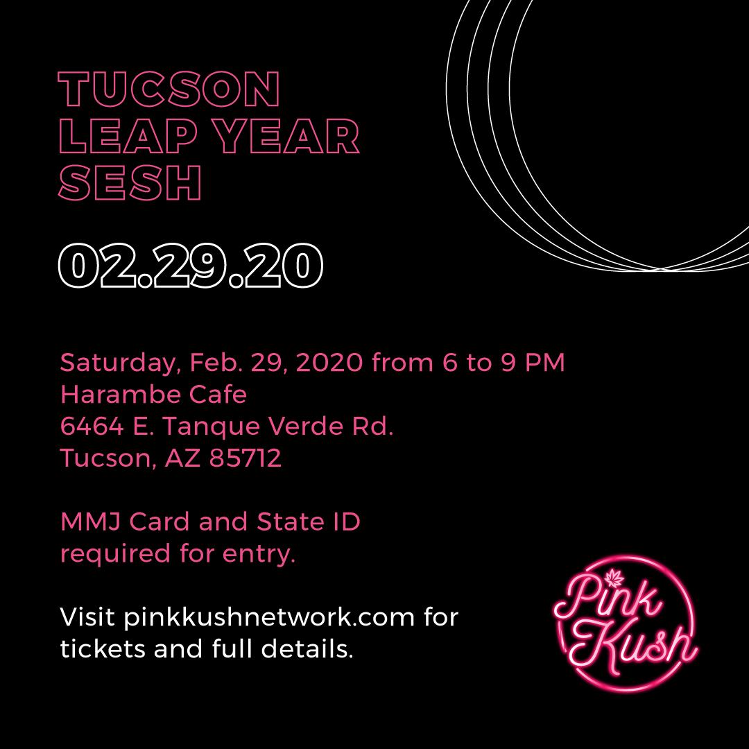 Tucson Leap Year Sesh