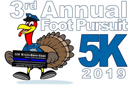 Foot Pursuit 5k
