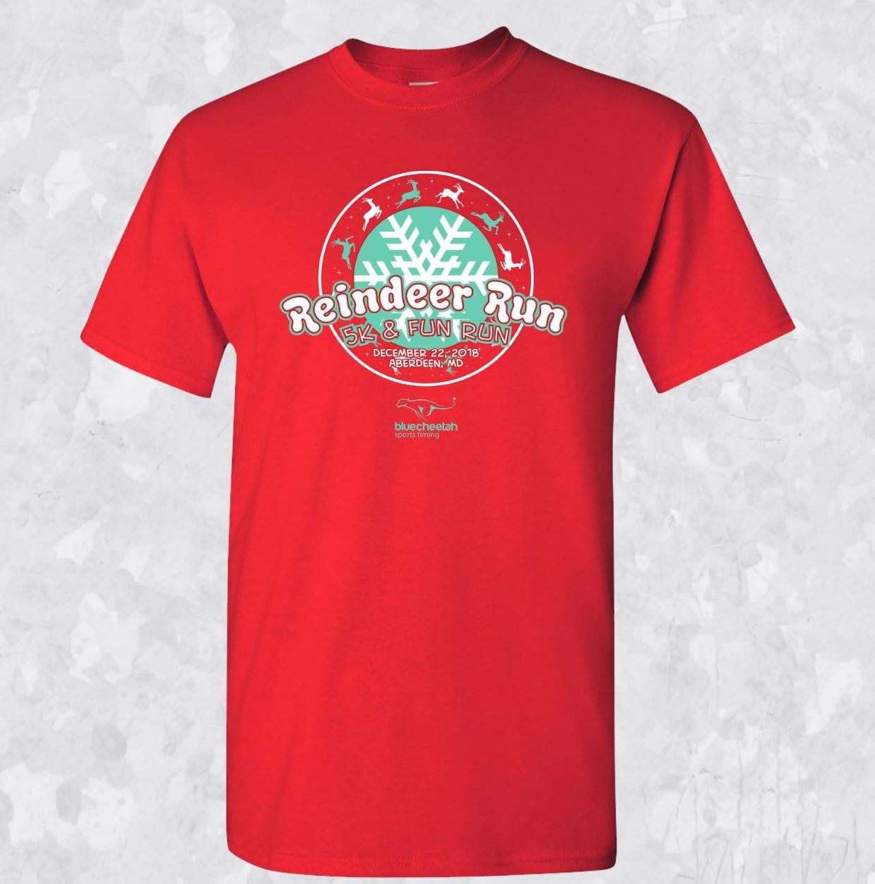 ReindeerRun5K Run & 1 Mile Fun Run/Walk