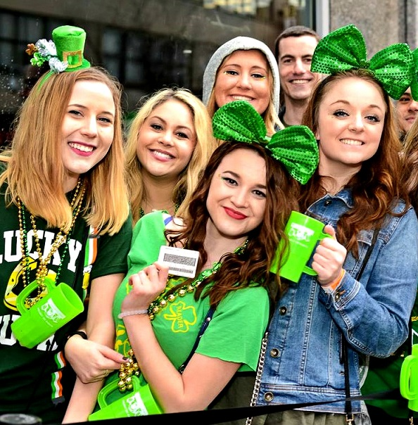 The Shamrock Crawl 2019 - Washington, DC