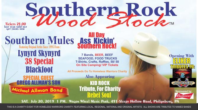 Southern Rock Woodstock   Philipsburg, Pennsylvania