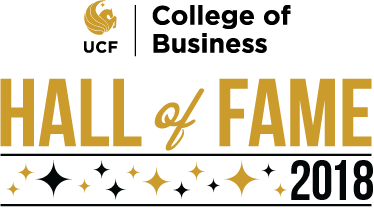 UCF College of Business Hall of Fame 2018