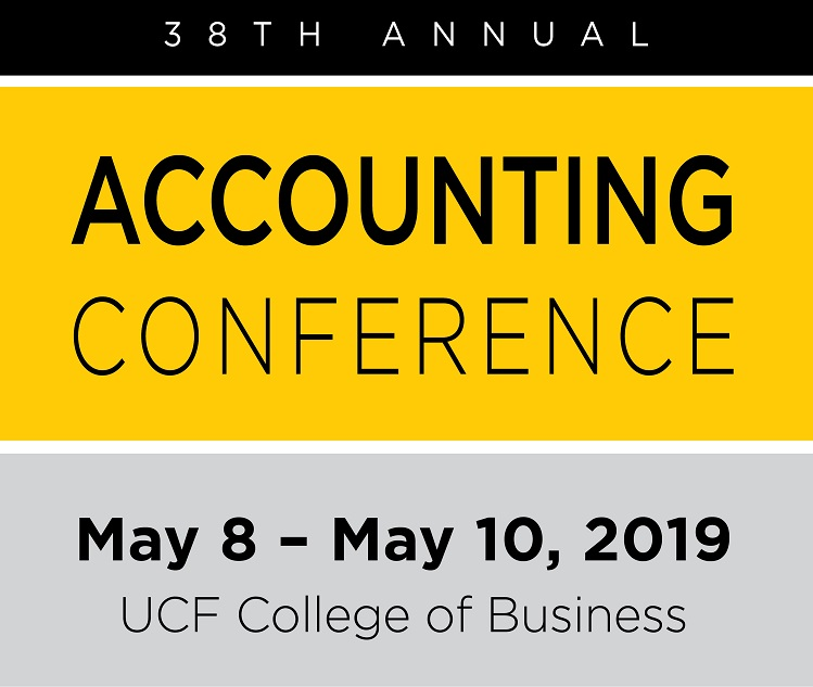2019 UCF Annual Accounting Conference