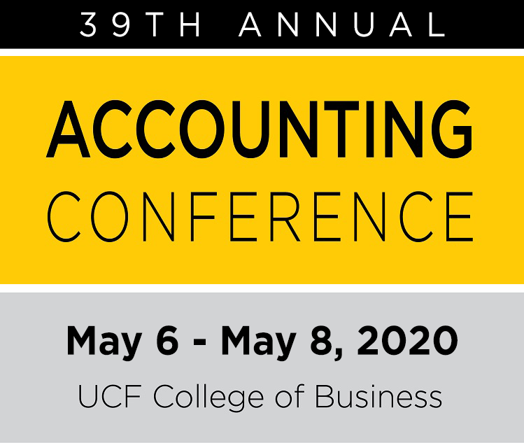 2020 UCF Annual Accounting Conference