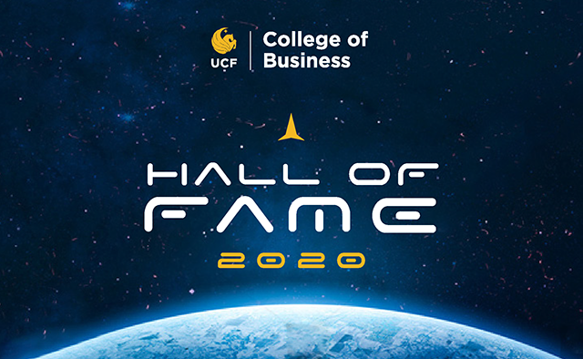 21st Annual UCF College of Business Hall of Fame