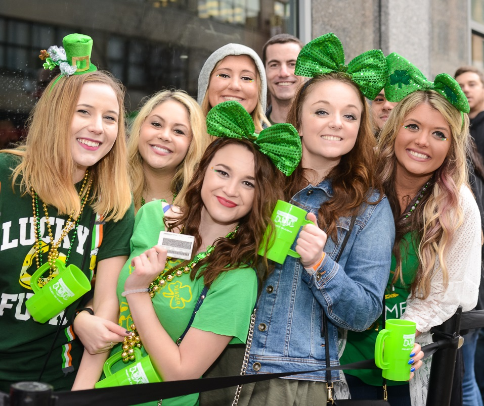 The Shamrock Crawl 2018 - Arlington, VA