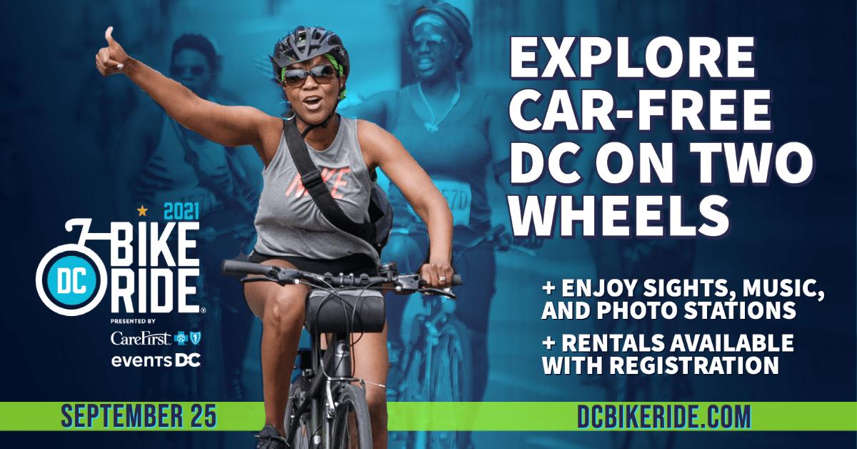 DC Bike Ride 2021