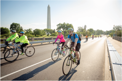 DC Bike Ride 2019