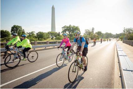DC Bike Ride 2019