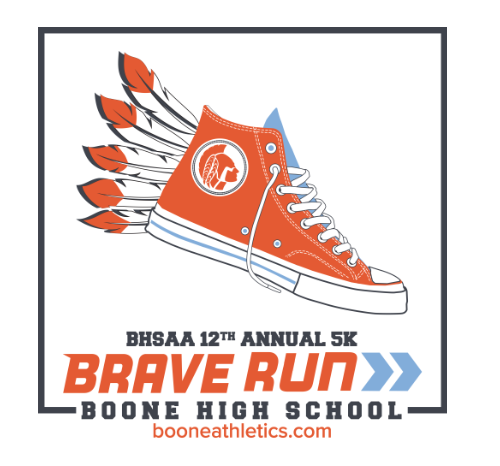 12th Annual 5K Boone Brave Run