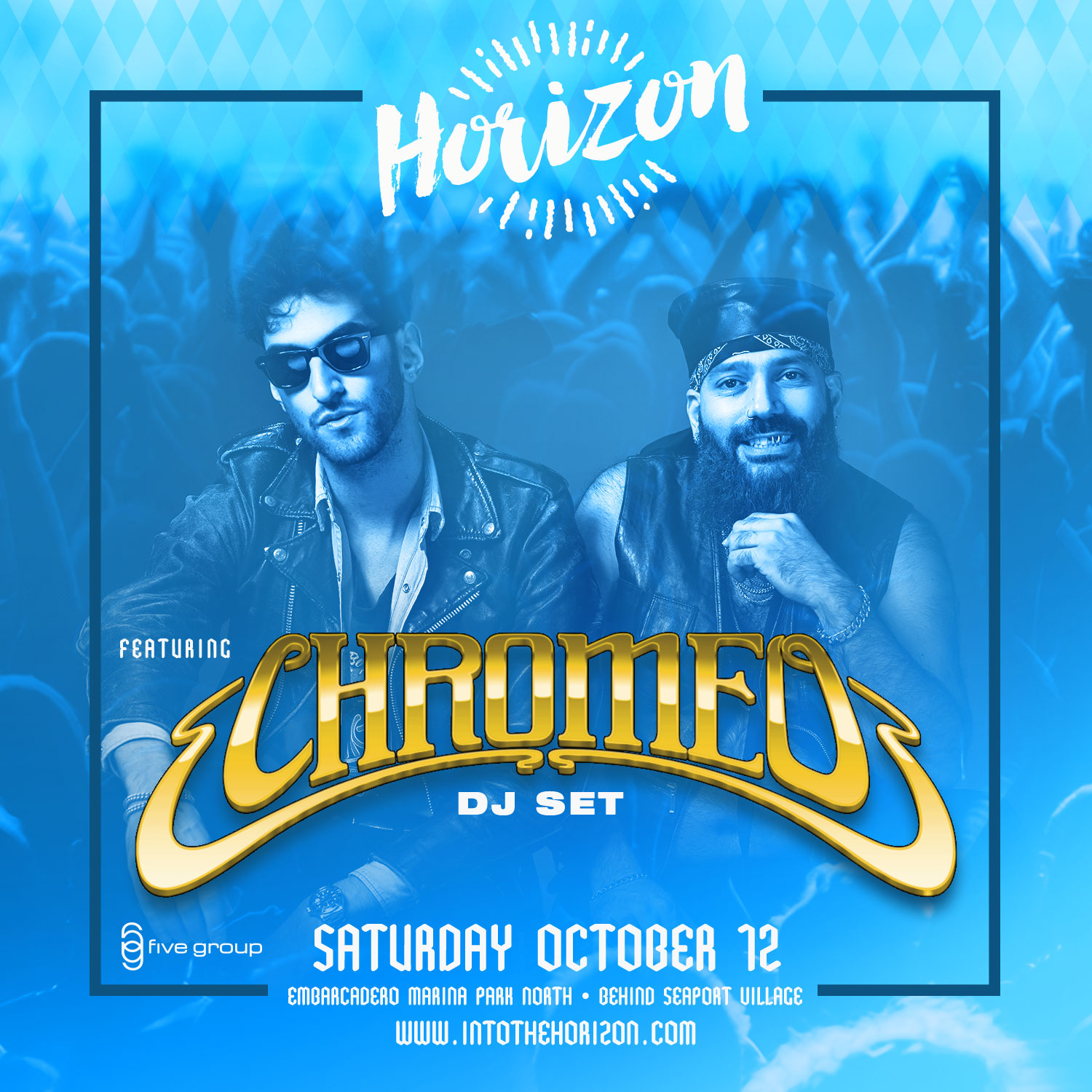 Horizon Beer & Music Festival Featuring CHROMEO!
