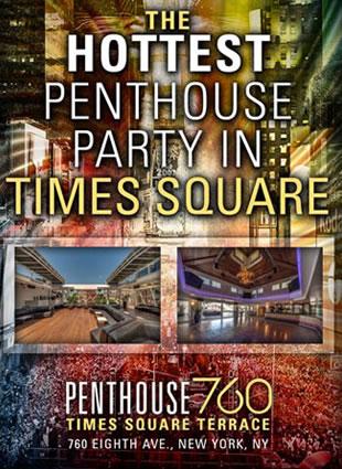 Penthouse 760 NYE 2018