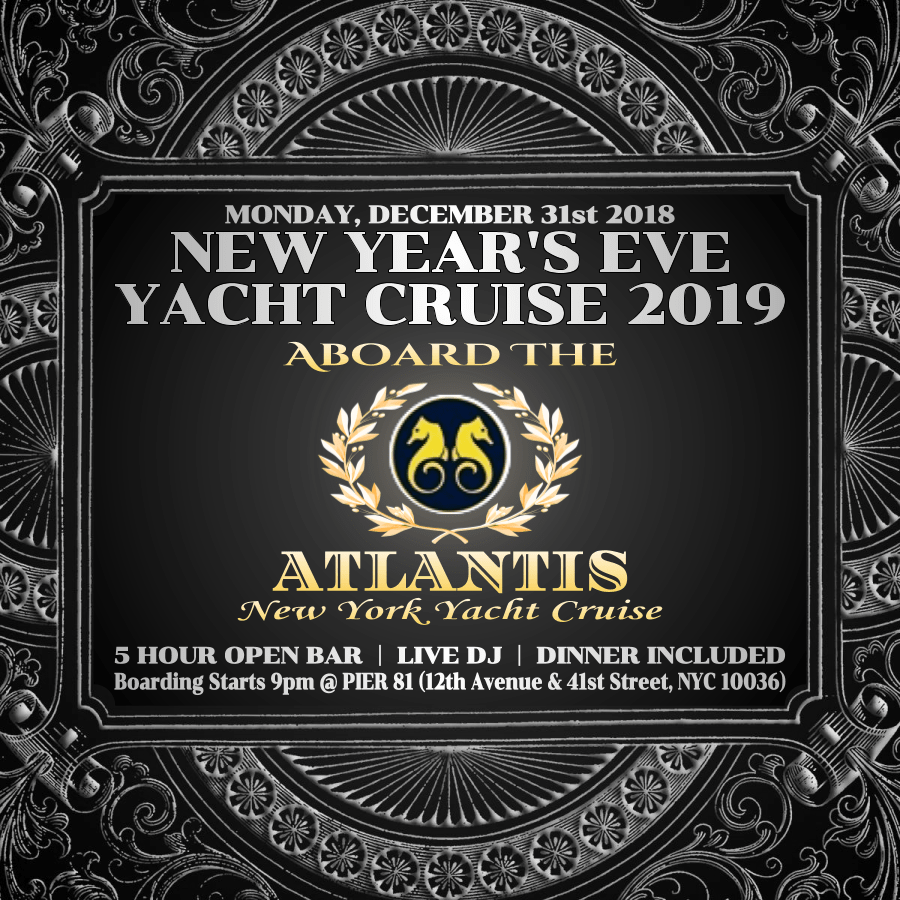 Atlantis Cruise NYE 2020