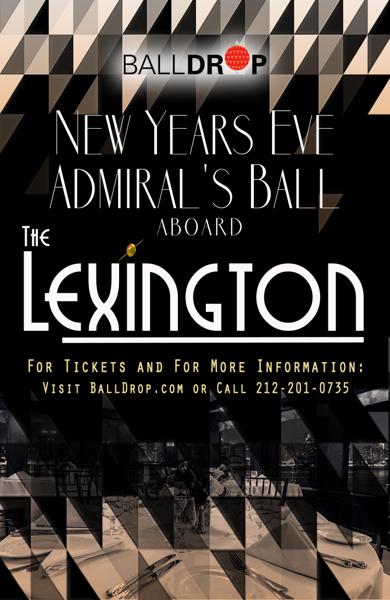 New Years Eve Yacht Cruise 2020 Aboard The Lexington Yacht